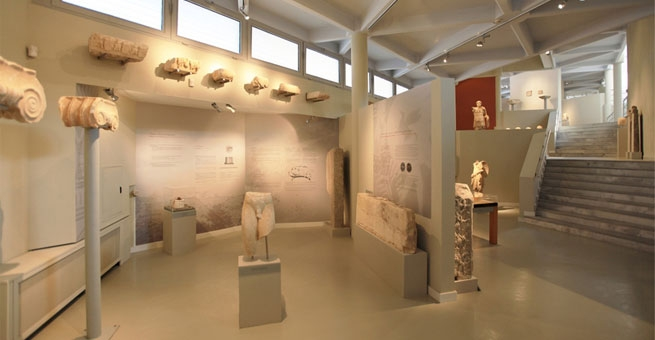 04 - Archeological Museum of Thassos