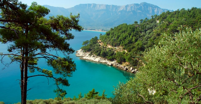08 - Beach in Thassos island